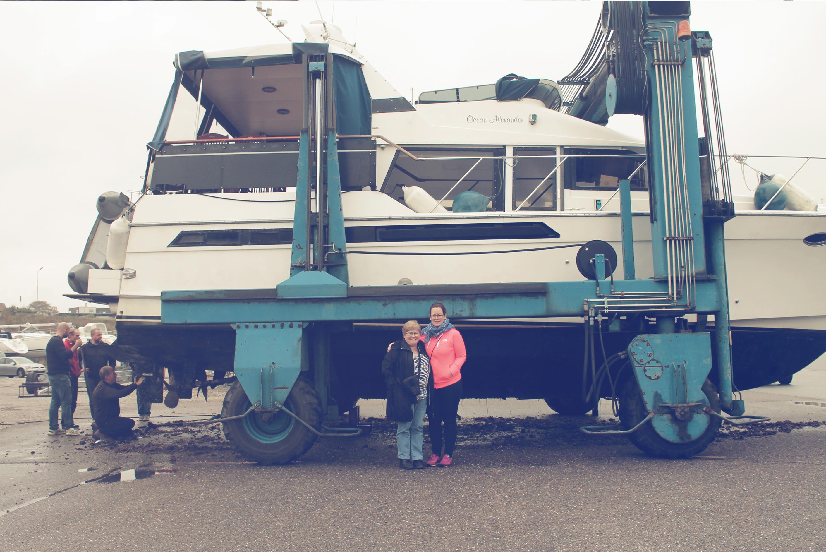 IMG_0702 Båd på vogn